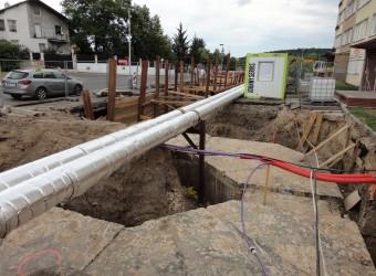 Oprava Antala Staška – Pekárenská, I. etapa