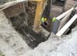 Oprava přívodního potrubí Podchod pod ul. Švehlova